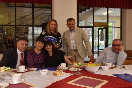 Nauczyciele, wspólne zdjęcie